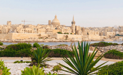 3. VALLETTA & SLIEMA – THE PAST AND THE PRESENT