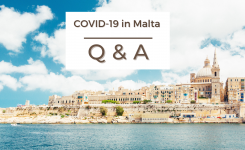 Flying to Malta during COVID-19 – Questions & Answers