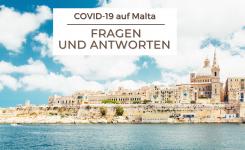 Reisen auf Malta in der Corona-Zeit
